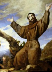 Francis Of Assisi Picture Quotes