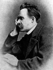 Make Friedrich Nietzsche Picture Quote