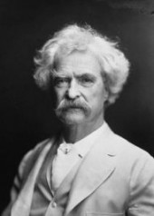 Make Custom Mark Twain Quote Image