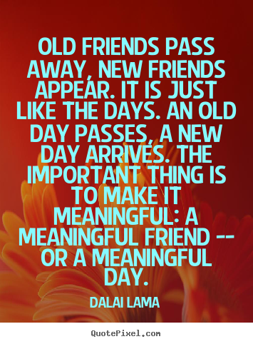 Friend Passing Away Quotes. QuotesGram
